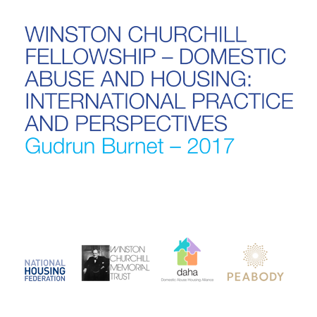Domestic abuse and housing