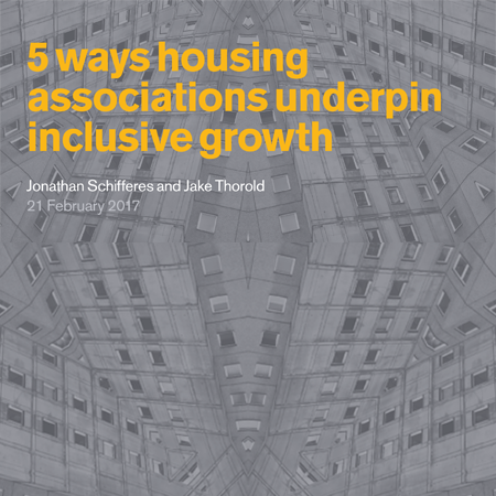 Five ways housing associations underpin inclusive growth