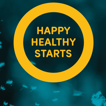 Happy Healthy Starts: Providing the tools to help families thrive