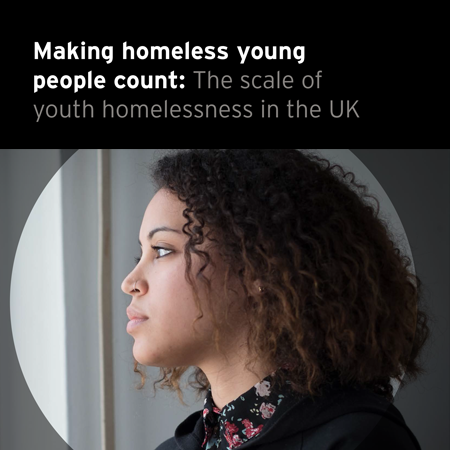 Making homeless young people count