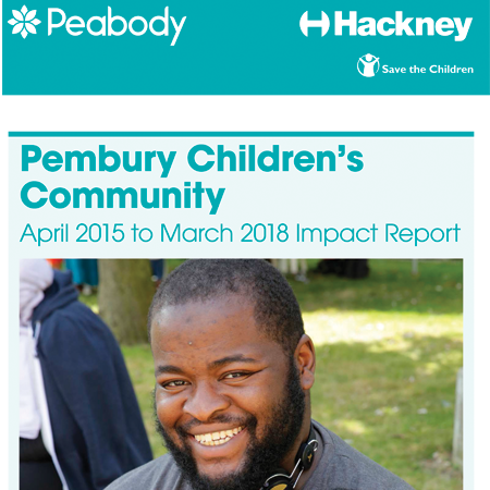 Pembury Children's Community: Impact Report