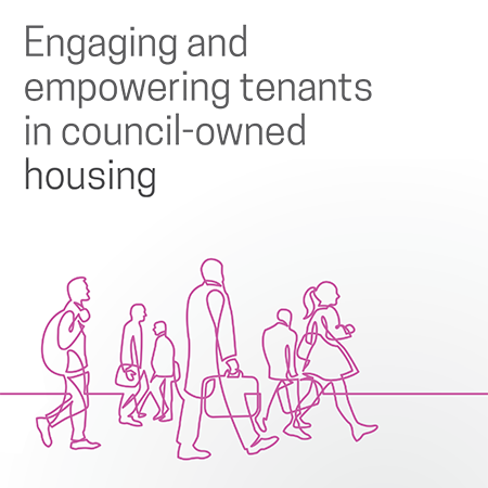 Engaging and empowering tenants in council-owned housing