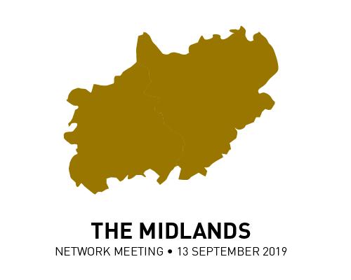 Midlands regional network meeting