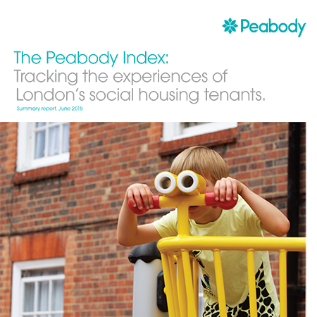 The Peabody Index: Tracking the Experience of London's Social Housing Tenants