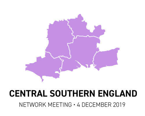 Central Southern England network meeting