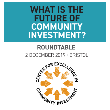 Roundtable: What is the future of community investment? (Bristol)