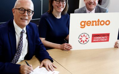 Gentoo becomes first social landlord to sign up to Board Charter for Community Investment