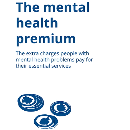 The mental health premium