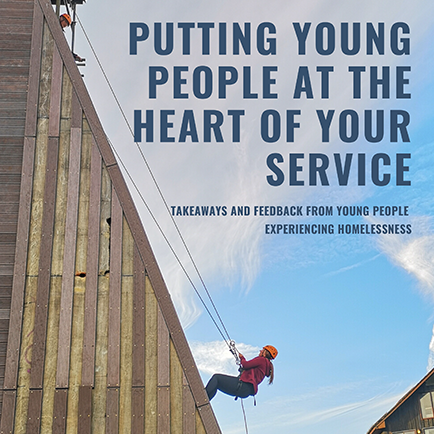 Putting young people at the heart of your services