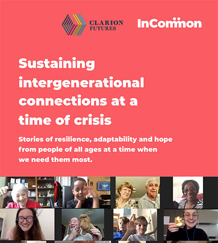 Sustaining intergenerational connections at a time of crisis