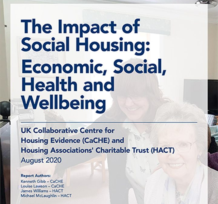 The Impact of Social Housing: Economic, Social, Health and Wellbeing