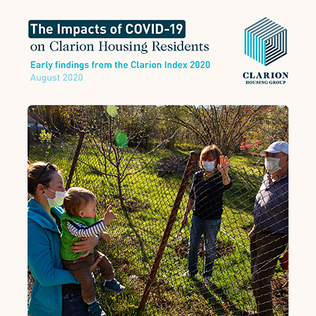 The Impacts of Covid-19 on Clarion Housing Residents