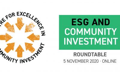 ESG and community investment webinar