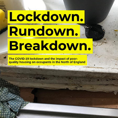 Lockdown. Rundown. Breakdown.