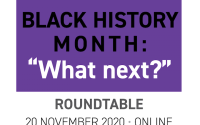 Black History Month: What next?
